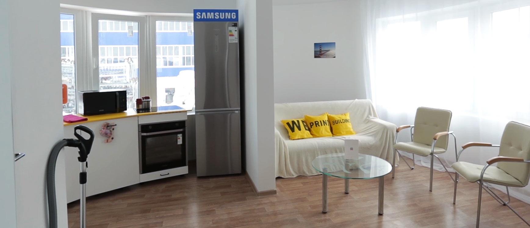 На дом не влияют погодные условия за счет специальных добавок в бетонную смесь.