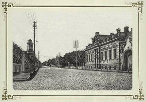 Улица Петропавловская. Усадьба Суханова