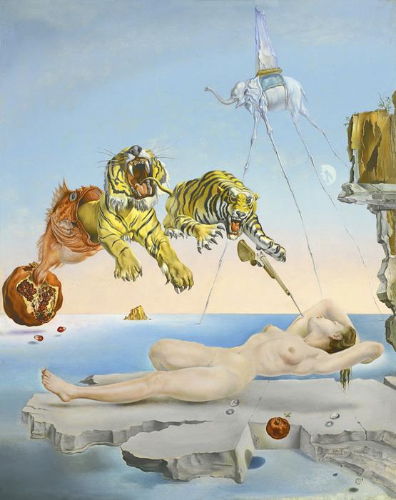 ВЭрмитаже покажут Дали и иных каталонских живописцев