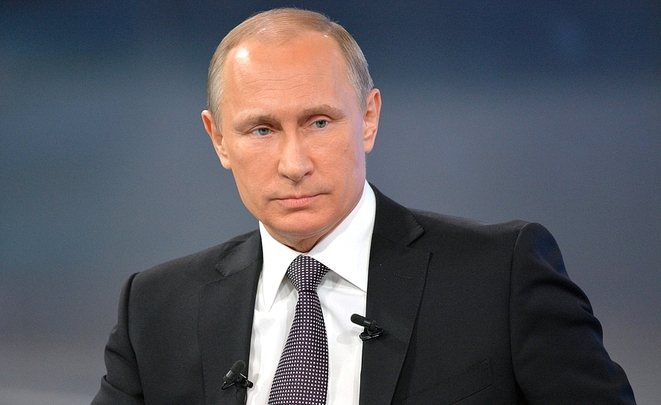 Путин: Врейтинге Doing BusinessРФ заняла «достойное» место