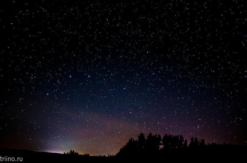 Мое звездное небо! Большая медведица