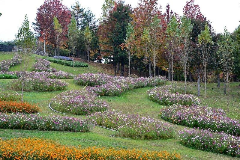 Ботанический сад Юмебутай