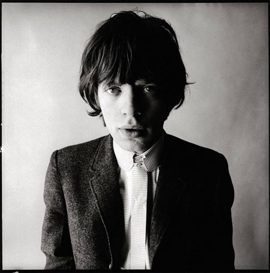 Mick Jagger, 1964.