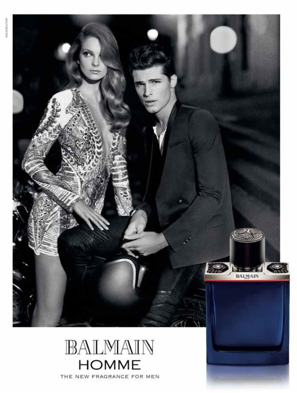 Balmain Homme Fragrance Is Out Now