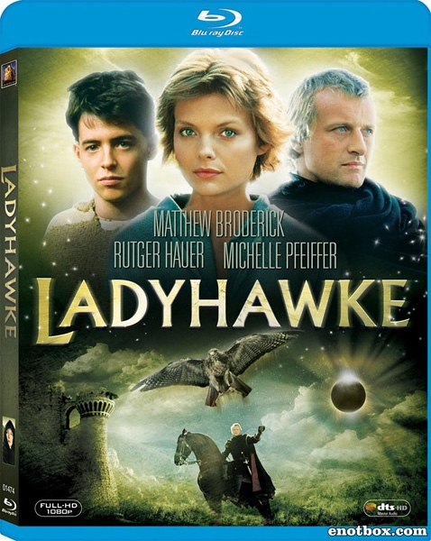 Леди-ястреб / Ladyhawke (1985/BDRip/HDRip)
