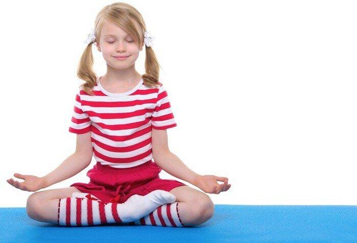 Детская йога: основные факты и занятие номер один