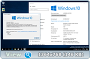 Windows 10 Redstone 2 [14946.1000] (x86-x64) AIO [28in2] adguard (v16.10.13)