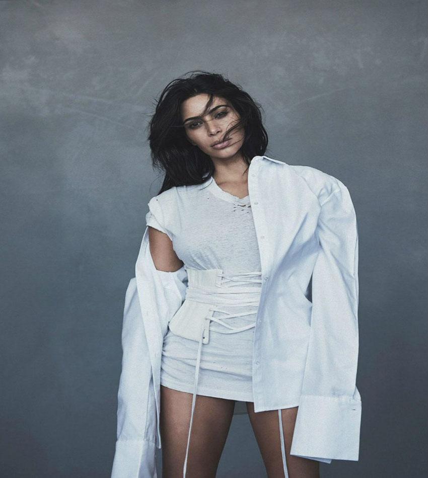Kim Kardashian - Vogue Australia (June 2016)