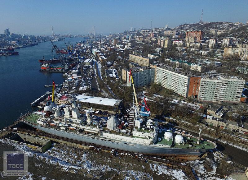 Корабль «Маршал Крылов» подключат к запуску ракет с космодрома Восточный