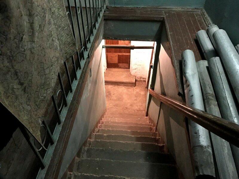 Гостиница ивановского цирка