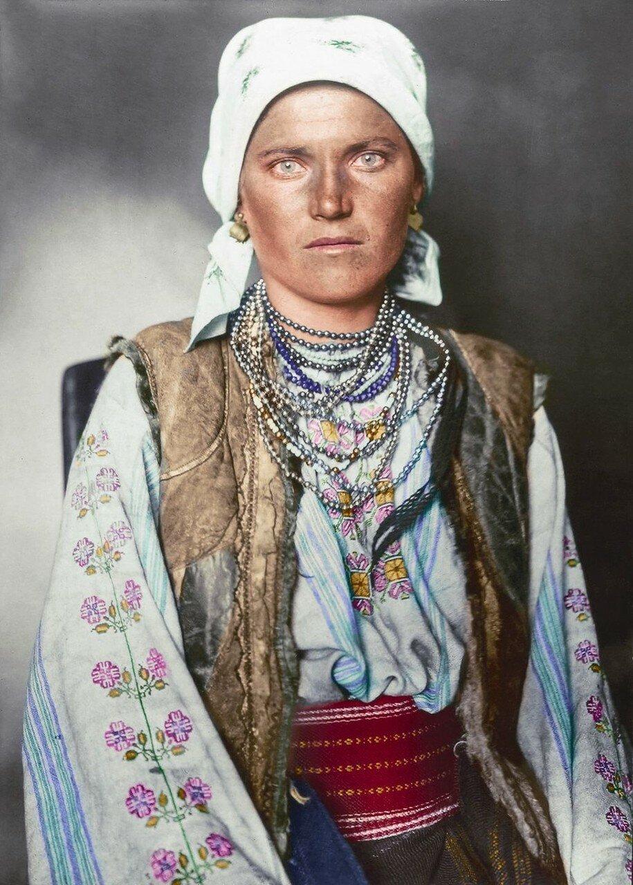 Русинка. 1910