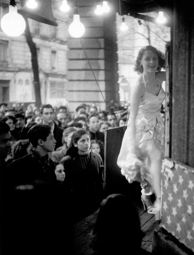 1930-е. Перед открытием магазина