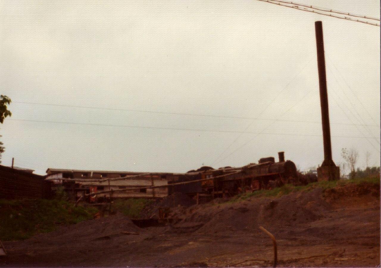 Иркутск. Кирпичный завод в Лисихе