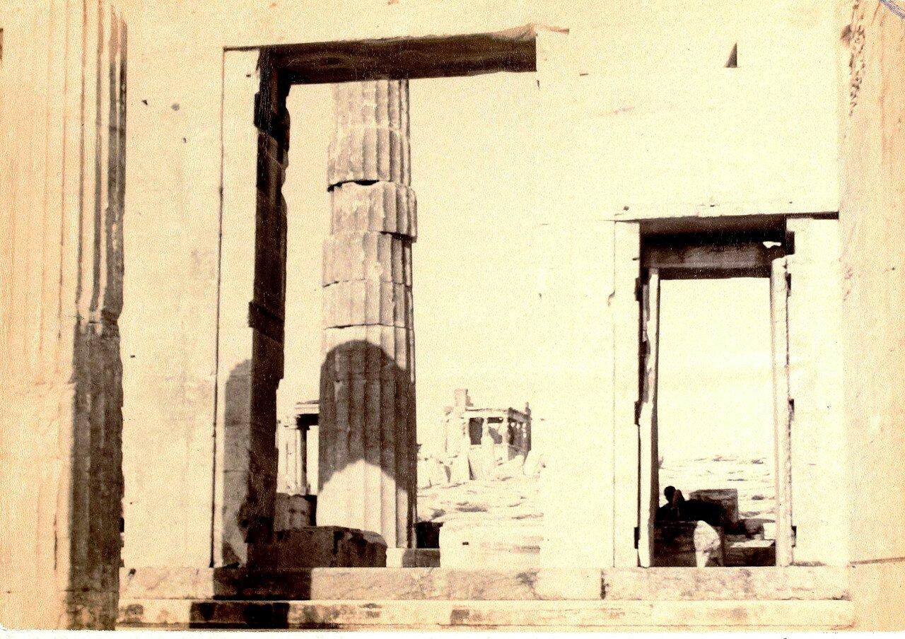 74. Афины. Пропилеи на Акрополе