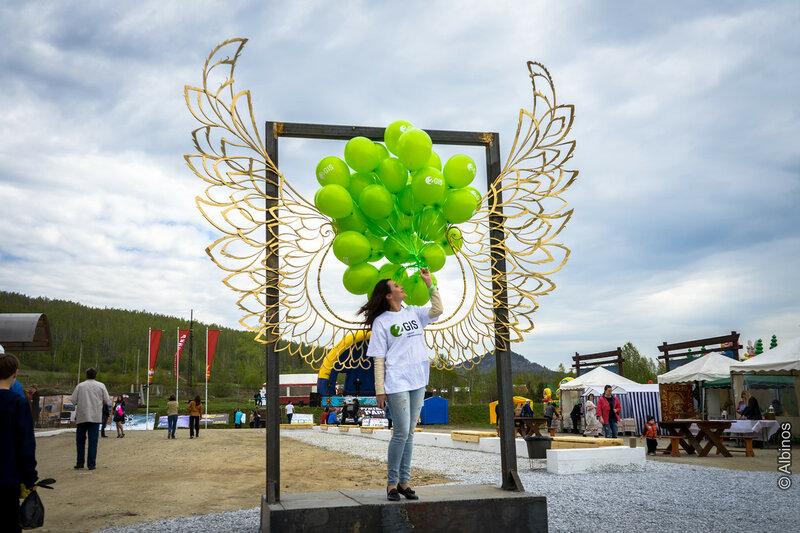 Фестиваль Крылья