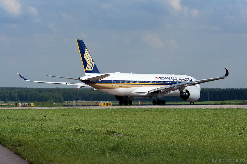 Airbus A350-941 (9V-SME) Singapore Airlines 286_D701868