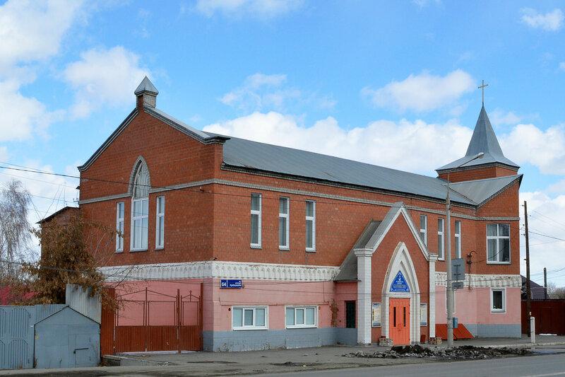Церковь Благовестие
