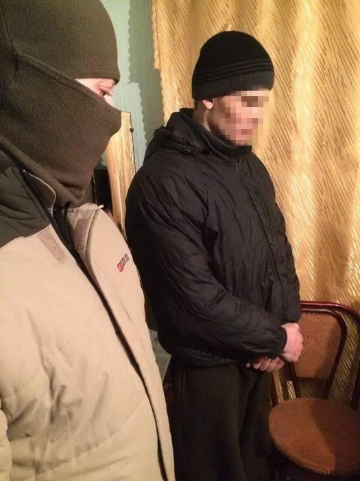 Ветеринар-взяточник задержан в Донецкой области при получении 3 тыс. грн, - СБУ. ФОТО