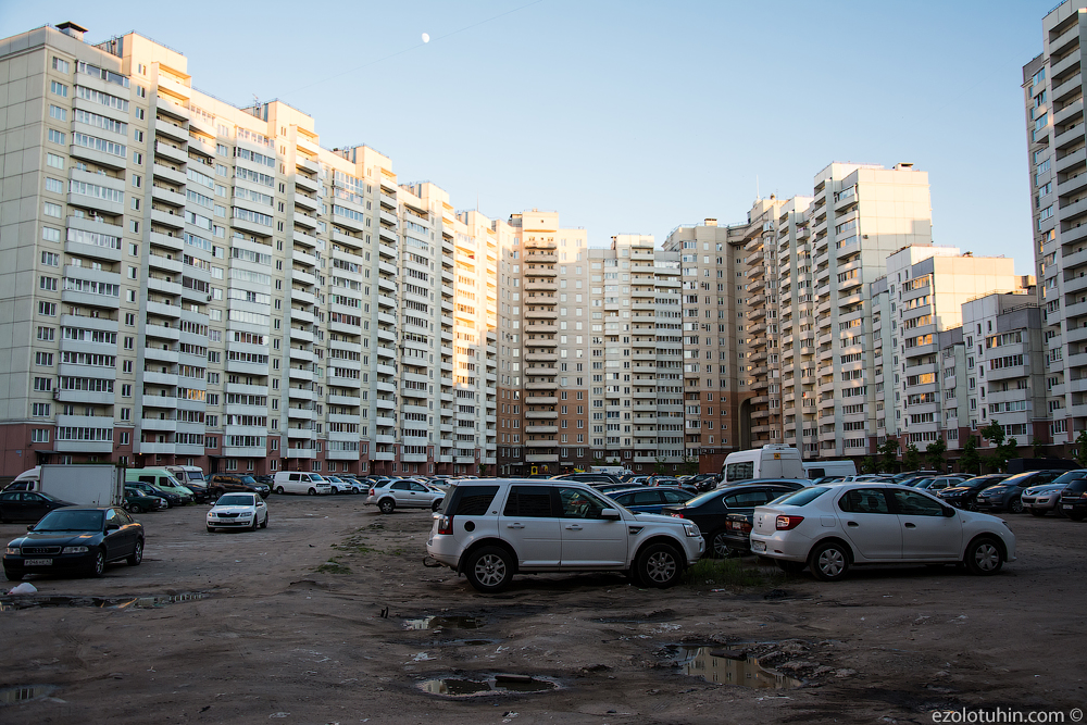 Отвратительный Петербург