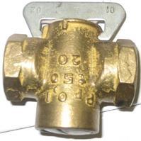 Кран газовый