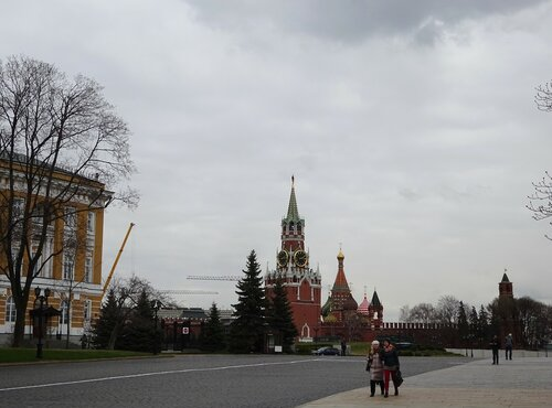 День культурного наследия в Кремле  -