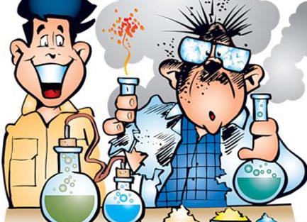 С Днем Химика! Удовлетворены результатами