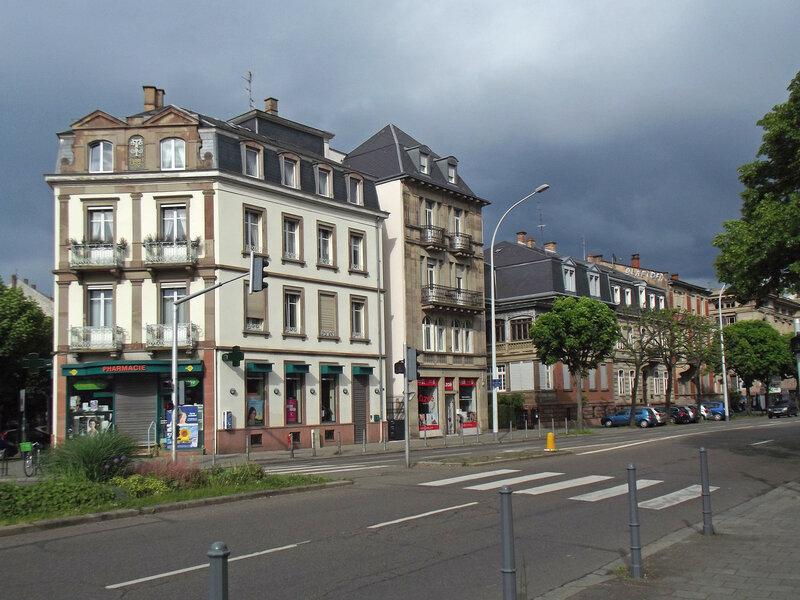 Страсбург. Часть 1.