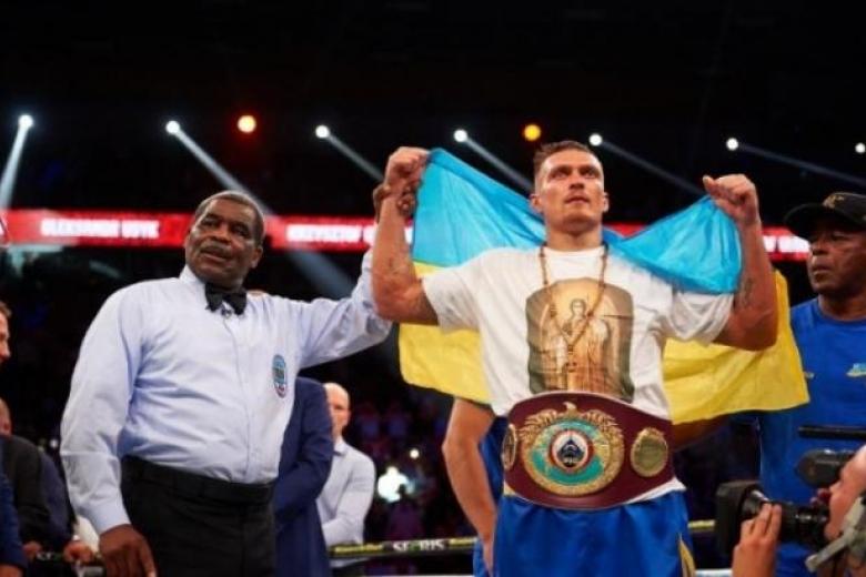 Следующим конкурентом  Усика будет  непобедимый босниец