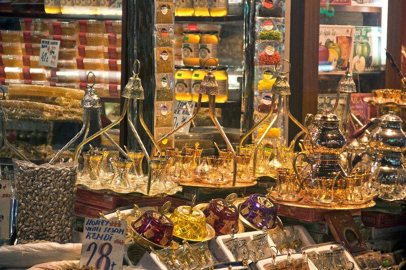 Стамбул сувениры Египетский Базар
