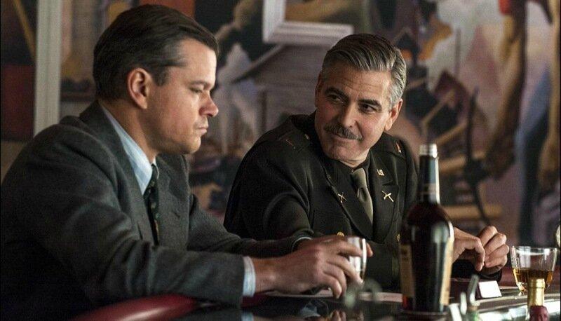 Мэтт Дэймон будет свидетелем на свадьбе Джорджа Клуни