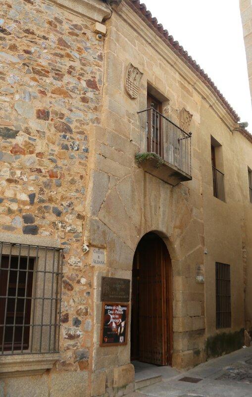 Casa de los Moraga, Caceres