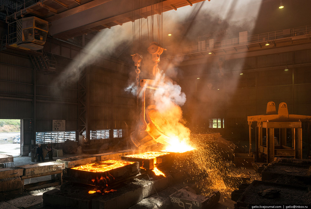 25. Благодаря ферросплавам металл обретает требуемую структуру и свойства.