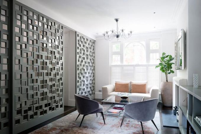 Редизайн резиденции в Лондоне (7 фото)