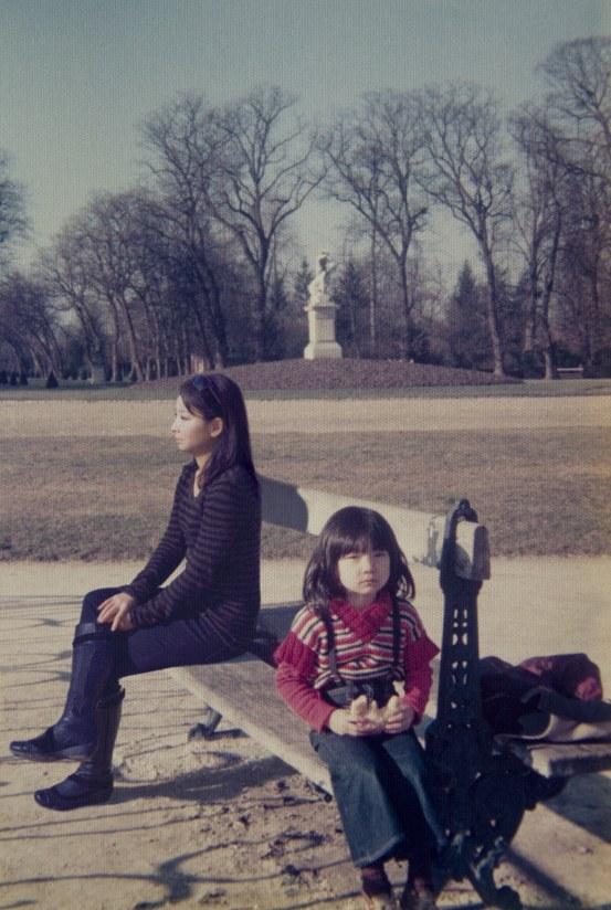 Япония, 1981 и 2006 года: