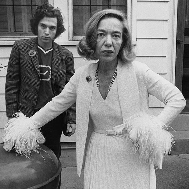 Мама и я, 1971. Фридман так никогда и не узнает, почему она согласилась, но ему кажется, что мать сд