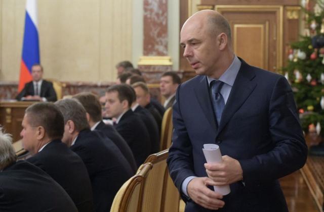 Силуанов: около 800 млрд руб. выплатят избюджета покредитам учреждений ОПК