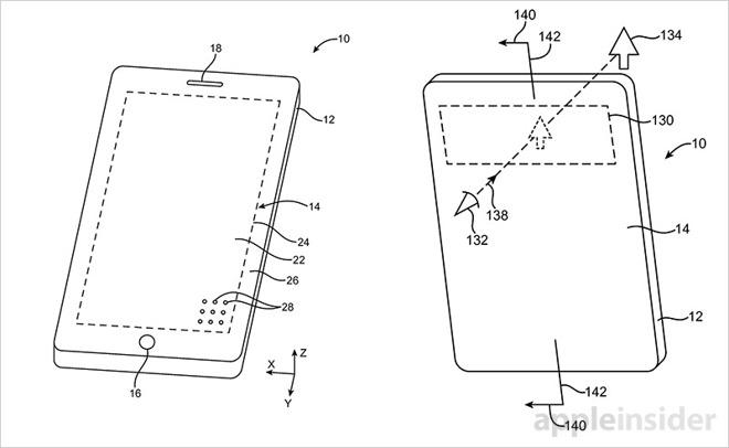 Apple запатентовала технологию, которая несомненно поможет  сделать  безрамочный iPhone