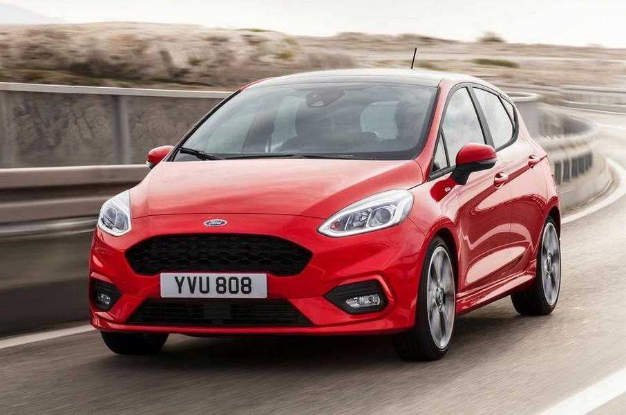 В предыдущем 2016 Форд Fiesta стала бестселлером марки вгосударстве Украина