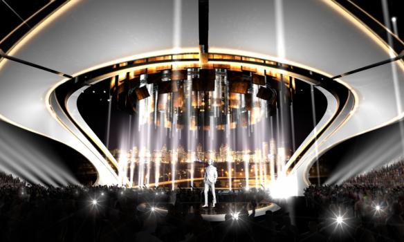 Евровидение-2017: билеты наконкурс начнут торговать наследующей неделе