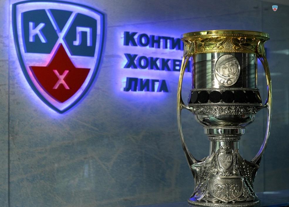 Сегодня стартует плей-офф Кубка Гагарина