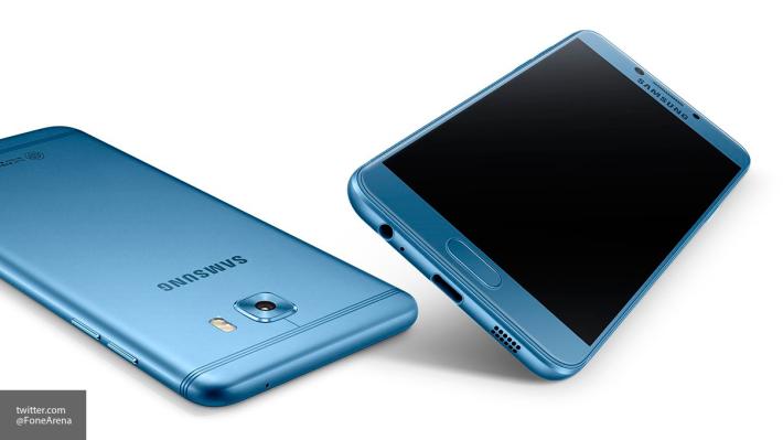 Galaxy C5 Pro: Самсунг презентовала мощнейший смартфон винновационном цвете