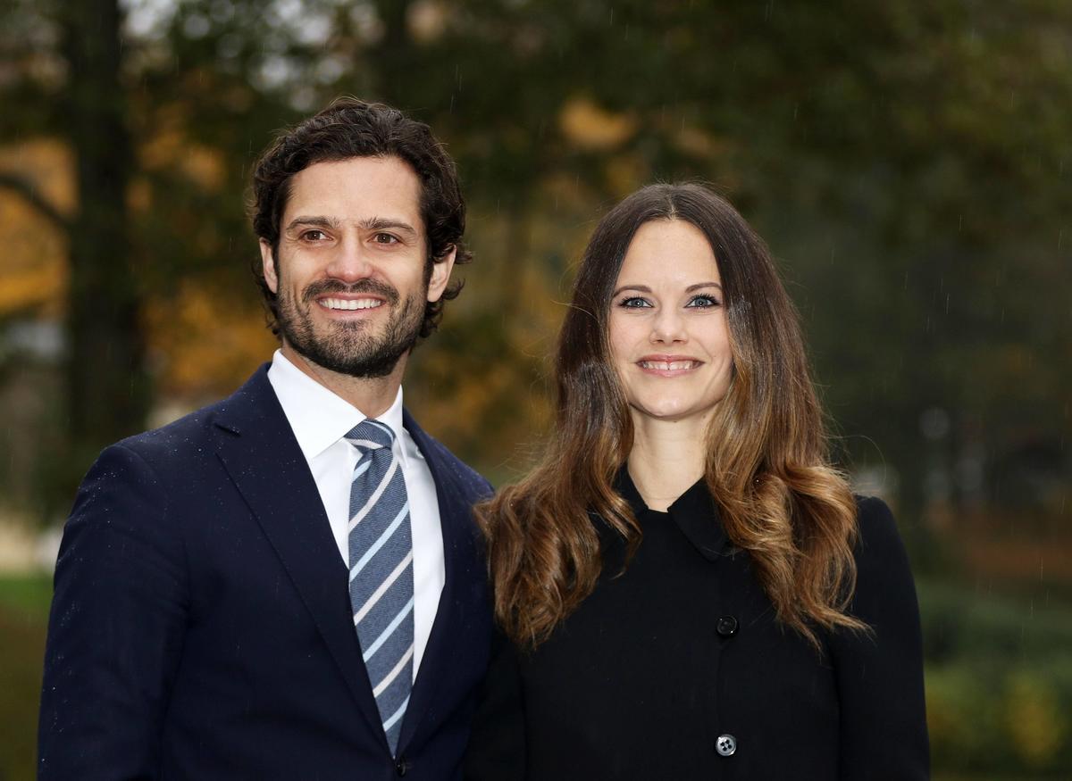 Принцесса Швеции София осенью родит 2-го ребенка
