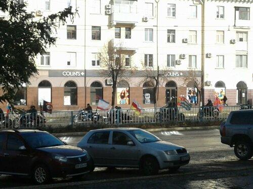 русская пробежка за водкой в луганске