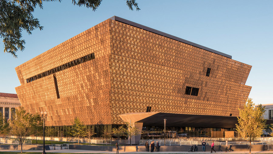 New Washington African American History & Culture Museum (10 pics)