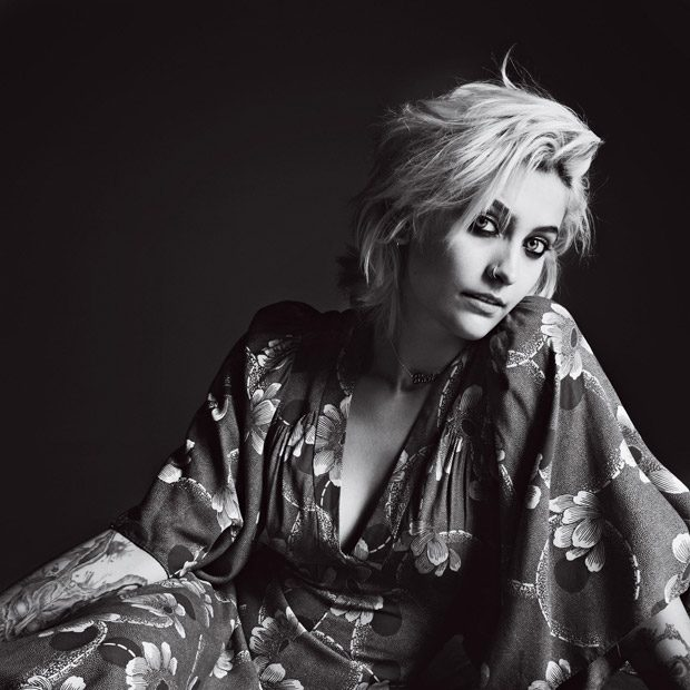 Paris Jackson Stars in Teen Vogue Music Issue, Volume II Cover Story