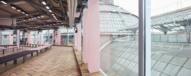 Prada's New Exhibition Space in Galleria Vittorio Emanuele II