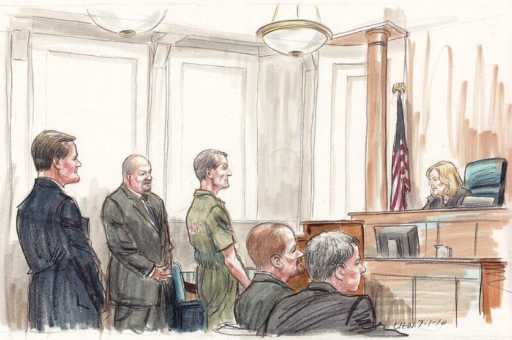 Mikhail Semenko appears before Magistrate-Judge Buchanan
