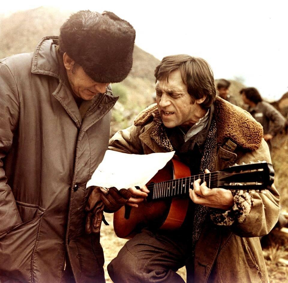 """""""Единственная дорога"""", 1974 год"""