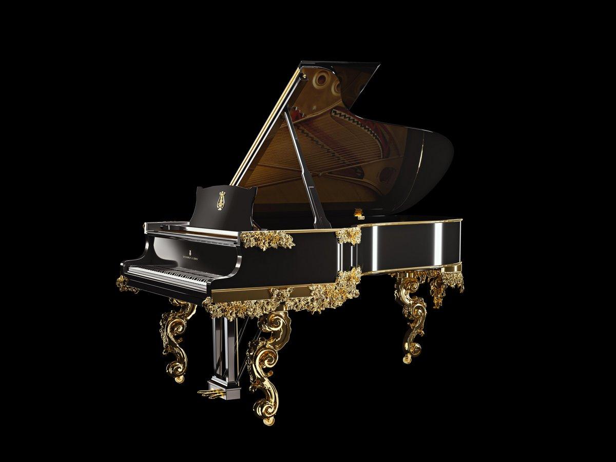Рояль Армония от Steinway & Sons и Baldi