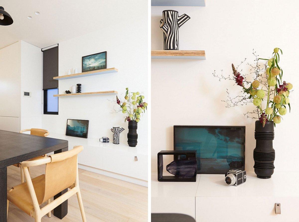 декор интерьера в австралийском доме